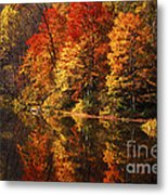 Smoky Mountain Colors - 235 Metal Print