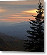 Smoky Mountain Sentinel  Metal Print