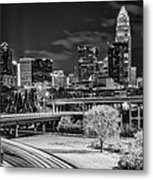 Snowy South Metal Print by Brian Young