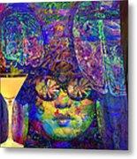 Studio 54 Tribute New York Metal Print