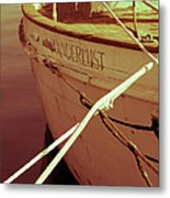 S.o. Wanderlust Altered Metal Print