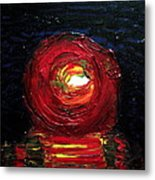 Social Responsibility - Series 'live And Let Live' Metal Print