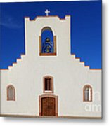 Socorro Mission La Purisima Texas Metal Print