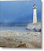 Sodus Point Lighthouse Metal Print