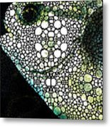 Sofishticated - Fish Art By Sharon Cummings Metal Print