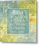 Soft Spa Mother's Day 1 Metal Print