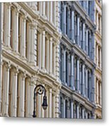 Soho Architecture Metal Print