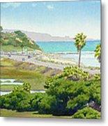 Solana Beach California Metal Print