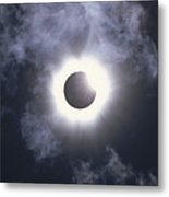 Solar Eclipse August 11 1999 Metal Print