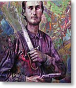 Soldier Fellow 1 Metal Print