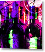 Some Things Get Better With Time M88 Metal Print