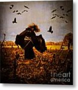 Someday To Fly Metal Print