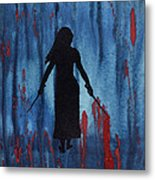 Something Wicked This Way Comes Metal Print