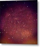 Sometimes We Imagine Supernovas. They Might Happen. Metal Print