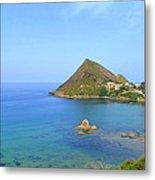 Algeria- Djidjelli Coast Metal Print