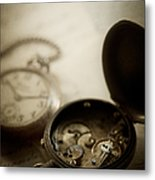 Somewhere In Time Metal Print by Amy Weiss