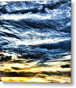 Somewhere On Earth Metal Print