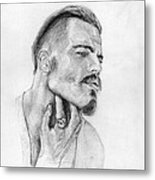 Son Of Anarchy Metal Print