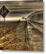 Song Of The Open Road Metal Print