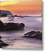 Song Of The Wave 2 By Denise Dube Metal Print