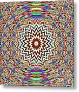 Sonic Vibrations Metal Print by Bobby Hammerstone