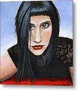 Sonja Metal Print