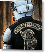 Sons Of The Empire Metal Print