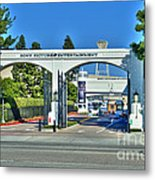 Sony Pictures Entertainment Inc. Spe Metal Print