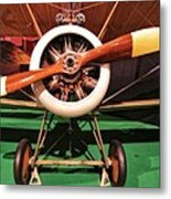 Sopwith Camel Airplane Metal Print