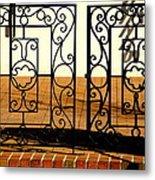Sorosis Gate Metal Print