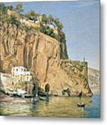 Sorrento Metal Print by Emanuel Stockler