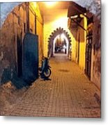 Souk Part Two Metal Print