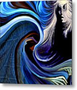 Soul Of A Woman Metal Print