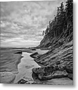 Soul Without Color Metal Print