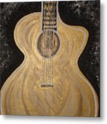Sound Of Music Metal Print by LCS Art