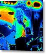 Soundcheck #11 Enhanced Cosmicolors 1 Crop 2 Metal Print