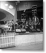 Soundcheck #7 Metal Print