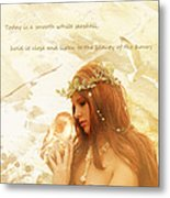 Sounds Of The Sea Metal Print