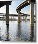 South Baltimore Bypass Metal Print
