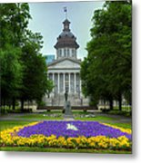 South Carolina State House Metal Print