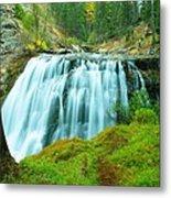 South Fork Falls  Metal Print