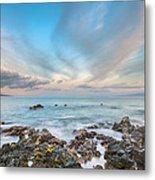 South Maui Sunrise Metal Print