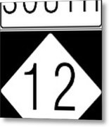 South Nc 12 Metal Print