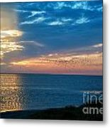 South Padre Island Texas Metal Print