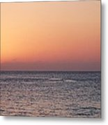 South Sound Sunset Metal Print