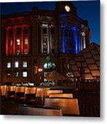 South Station Metal Print