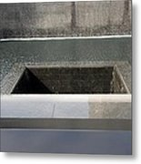 South Tower Waters Metal Print