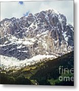 South Tyrol Metal Print