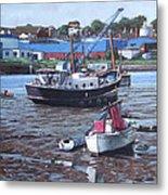 Southampton Northam Boats Metal Print