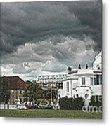 Southampton Royal Pier Hampshire Metal Print by Terri Waters